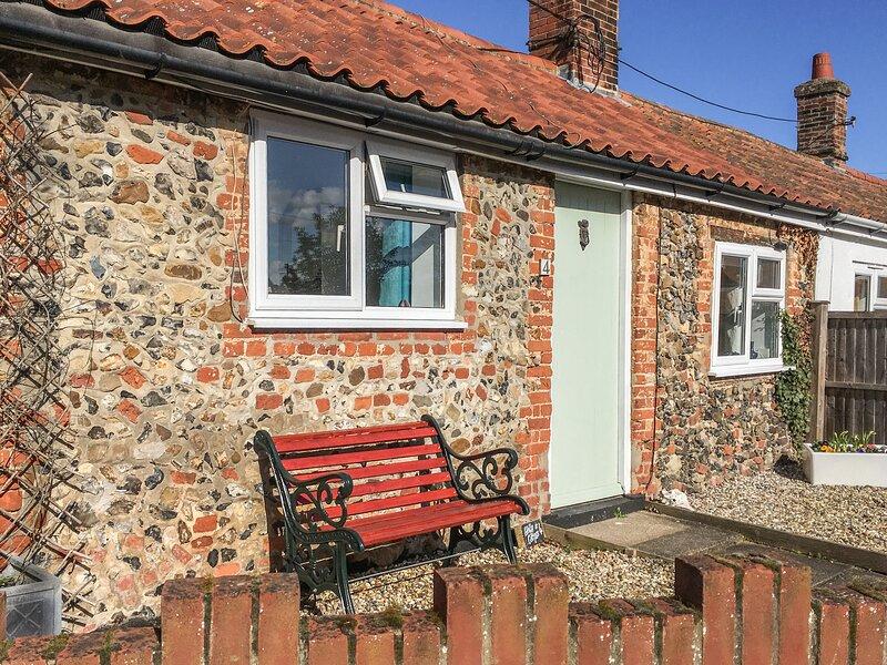 Holly Cottage, Framlingham, holiday rental in Brandeston
