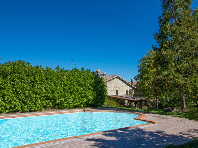 Il Giardino Dei Semplici, holiday rental in Montelovesco