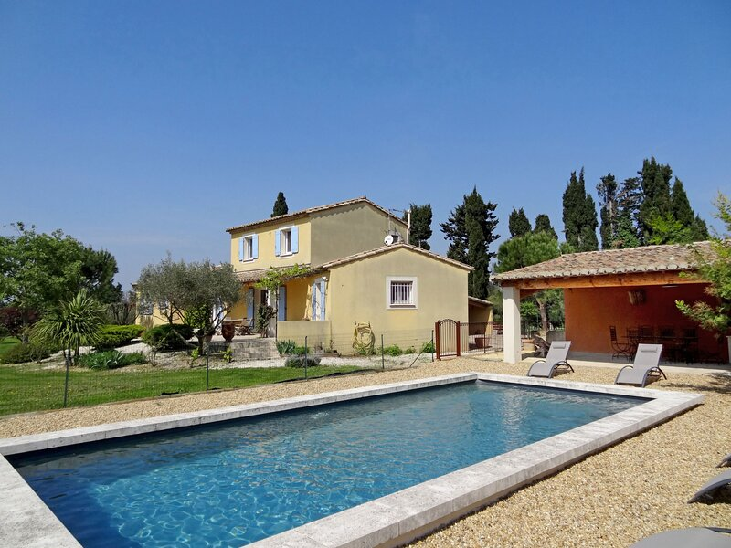 Siflora, holiday rental in Eyragues