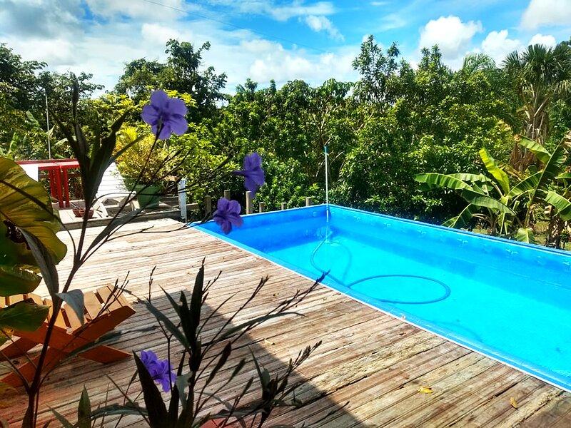 Pousada Aton na tríplice fronteira do Amazonas, holiday rental in State of Amazonas