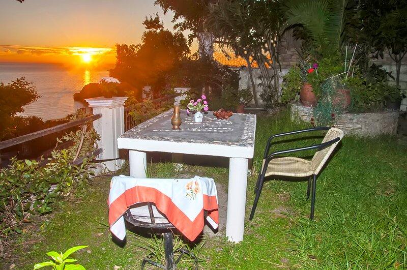 Holiday Studio Apartments Tonia - Pelekas Beach, Corfu, holiday rental in Avramis