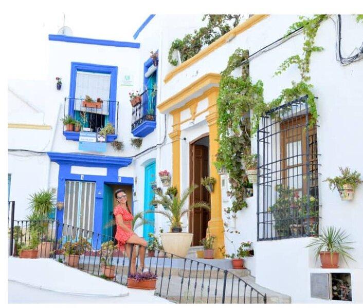 'La Estrella de mar' en Níjar,  WIFI, y Patio. Para 1,2 o 3 personas, vacation rental in Nijar
