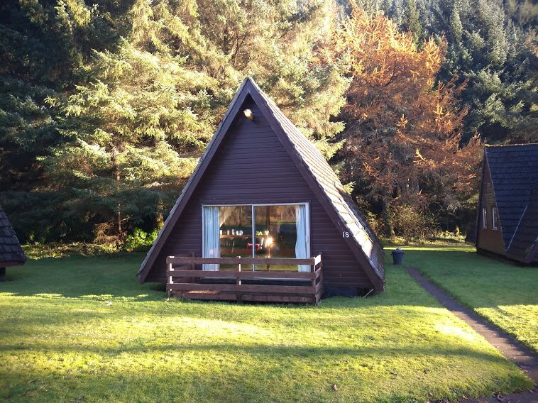 True North Lodge - Self Catering Pet friendly A-Frame Accommodation, alquiler vacacional en Letterfinlay