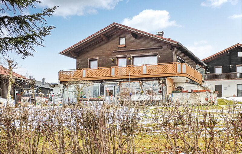 Amazing apartment in Arrach with WiFi and 2 Bedrooms (DBA266), Ferienwohnung in Hohenwarth