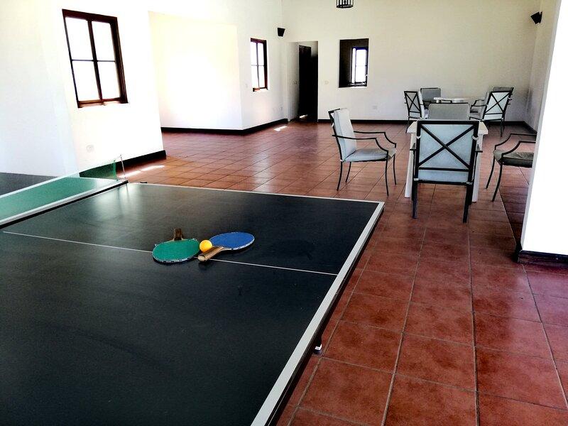 Club house, condominium