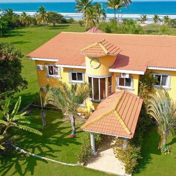 Itzayana Estate...Lost in Paradise – semesterbostad i Omoa
