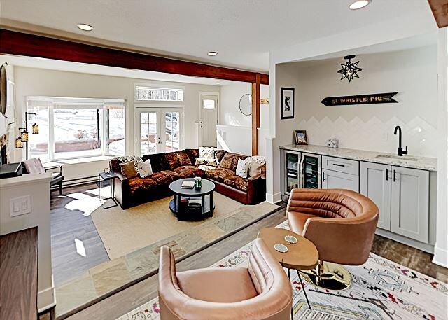Elegant Mountain Retreat | Upscale Kitchen, Heated Floors, Fireplace, Hot Tub, location de vacances à Beaver Creek