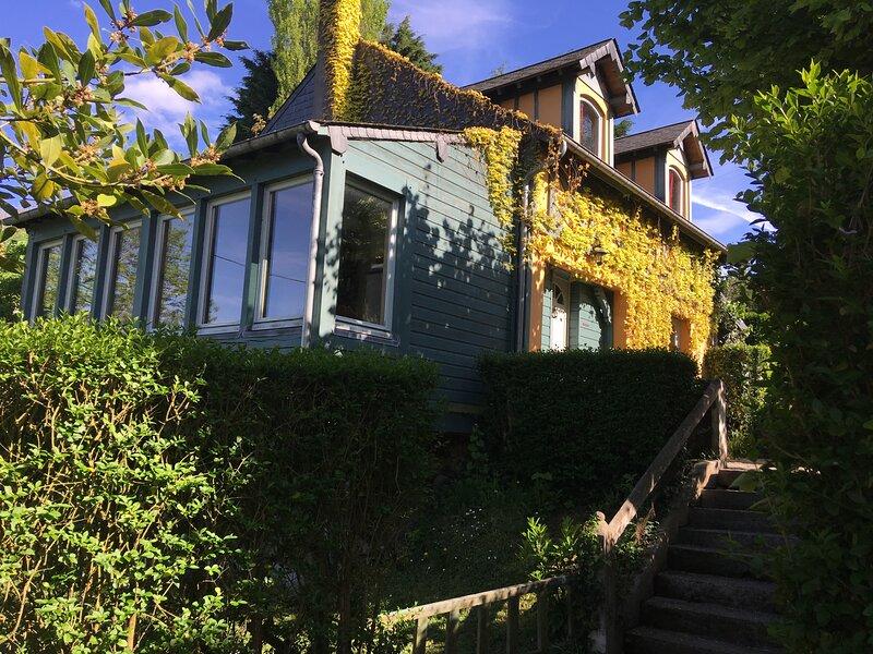 La fraichette - sur les hauteurs de Trouville, holiday rental in Villerville