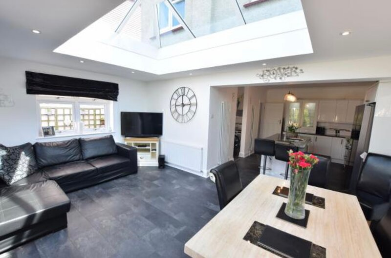 Oakley Holiday Home, location de vacances à Clacton-on-Sea