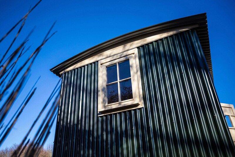 Meadowgate Shepherds Huts, casa vacanza a Hunston