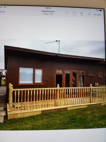 Delightful Newly Refurbished Chalet, holiday rental in Mablethorpe
