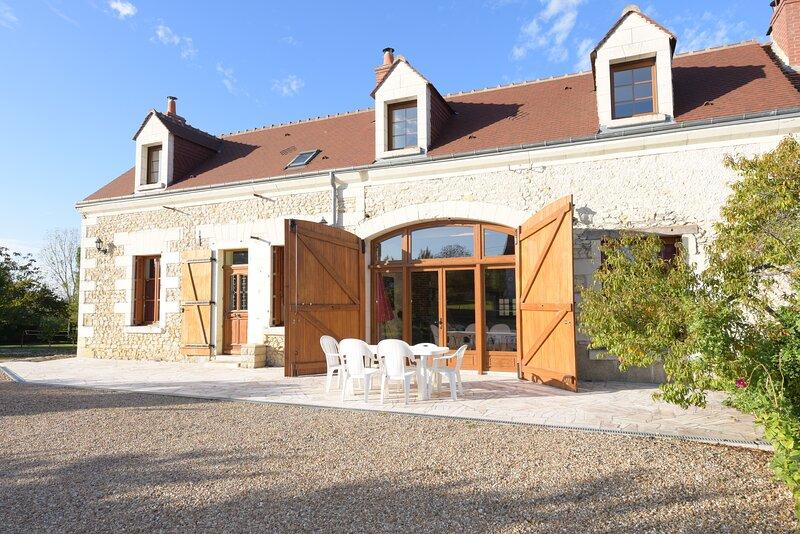 Secret Dream: Venez écouter battre le coeur du château des dames, holiday rental in Chenonceaux