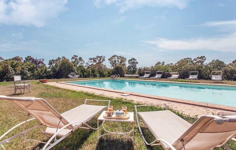 Casale Caccita Grande Appartamento Asia, holiday rental in Pescia Romana