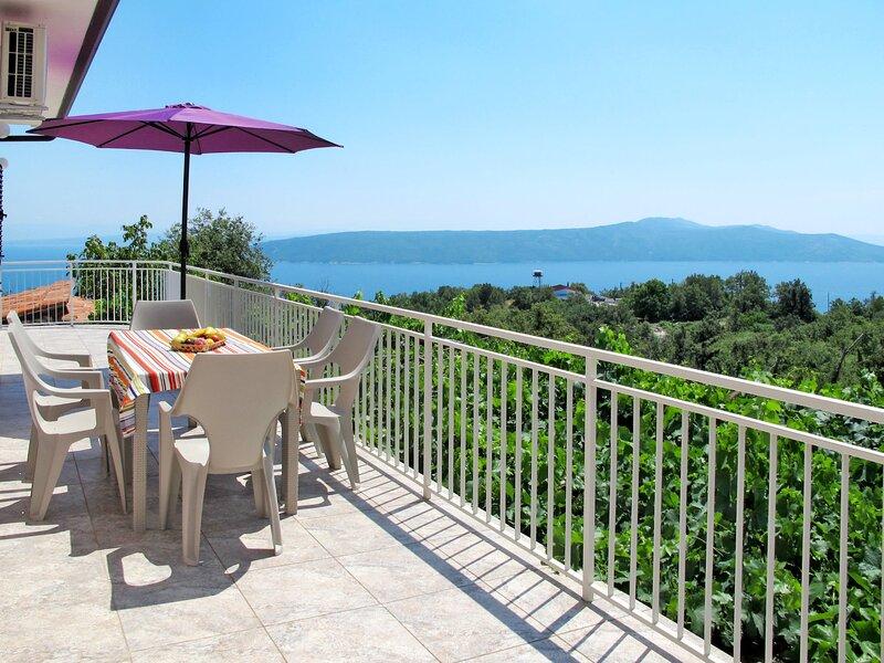 Mirela, vacation rental in Moscenice