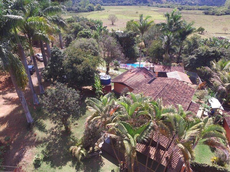 Sítio Tôa Tôa, casa vacanza a Stato del Minas Gerais