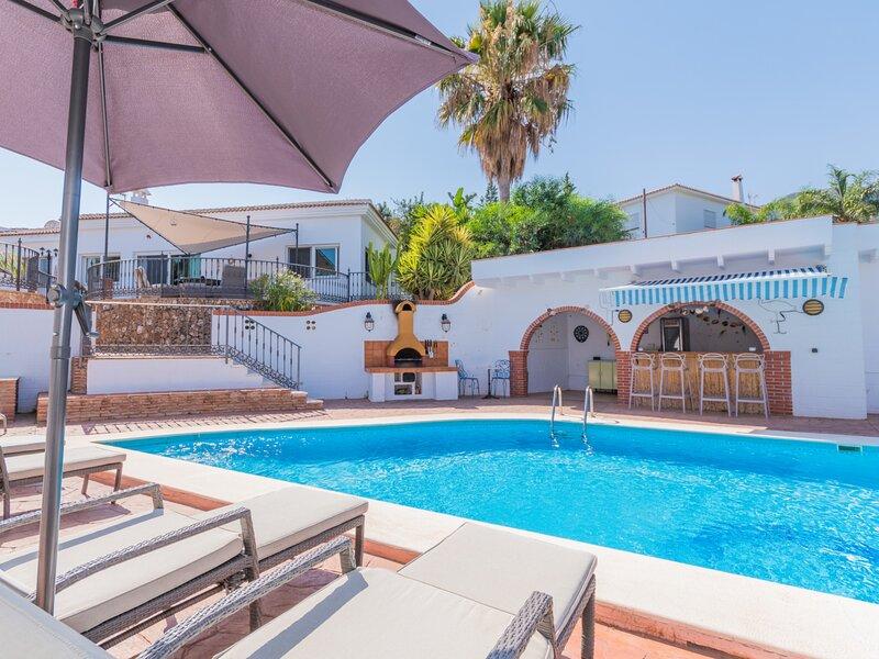 Casa Esther Nice villa in Alhaurín el Grande, aluguéis de temporada em Alhaurin el Grande
