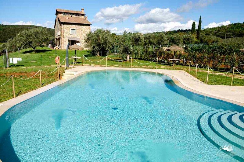 La Tabaccaia - App. Trilo vista lago 6 pax, vacation rental in La Pesta