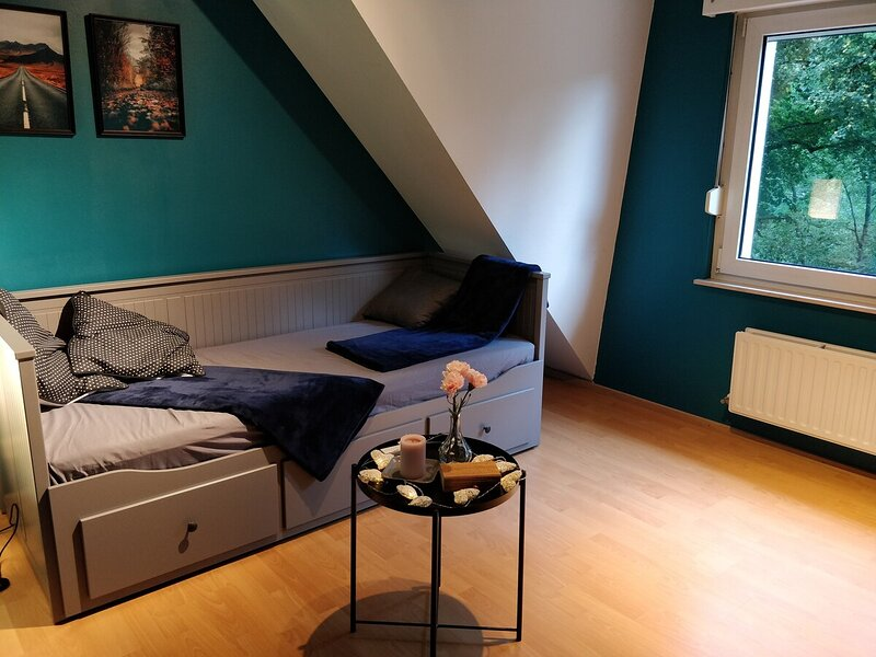 Cozy room near Mullerthal and Larochette castle, holiday rental in Luxembourg