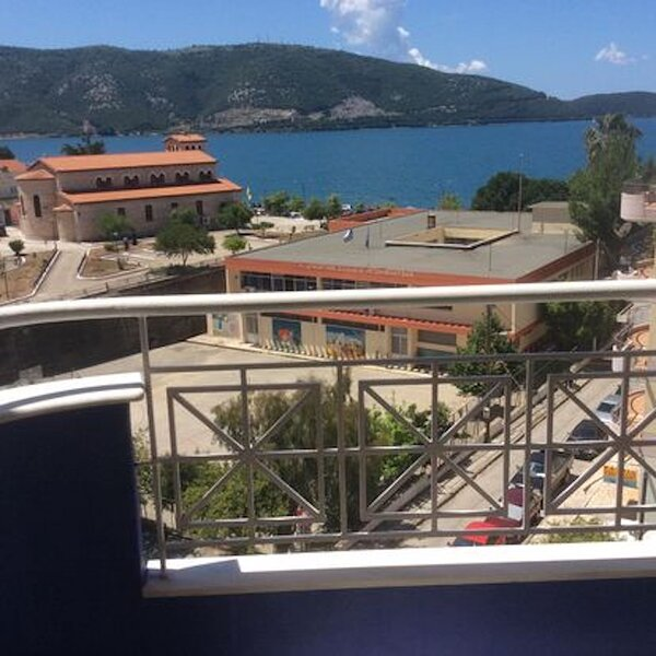 Sea View Studio, only two steps from the Ionian Sea, holiday rental in Plataria
