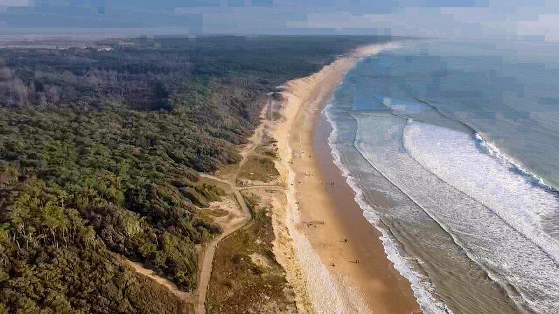 Proche de la mer, agréable maison de vacances, casa vacanza a Angles