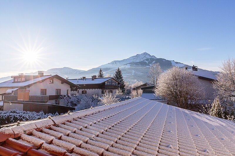 Großes Appartement über 2 Etagen für bis zu 7 Personen, holiday rental in St Johann in Tirol