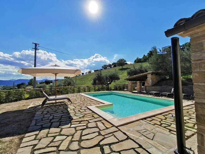 Cascina Del Castello, holiday rental in Tolentino