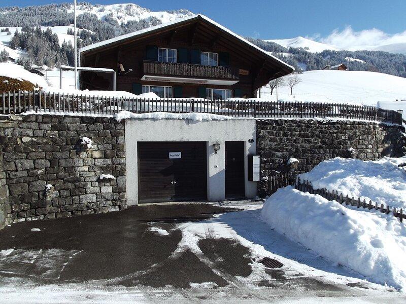 Béatrice, location de vacances à Matten bei Interlaken