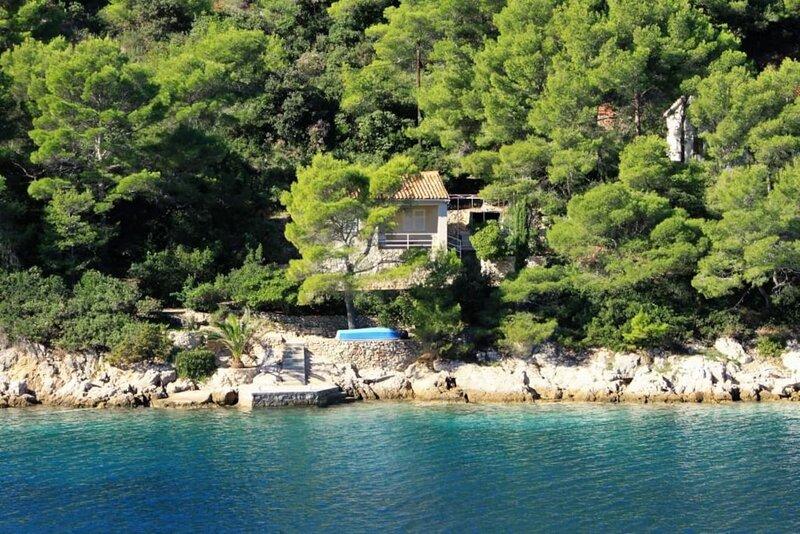 Dob - 5m from the sea: H(4) - Cove Stoncica (Vis), aluguéis de temporada em Vis