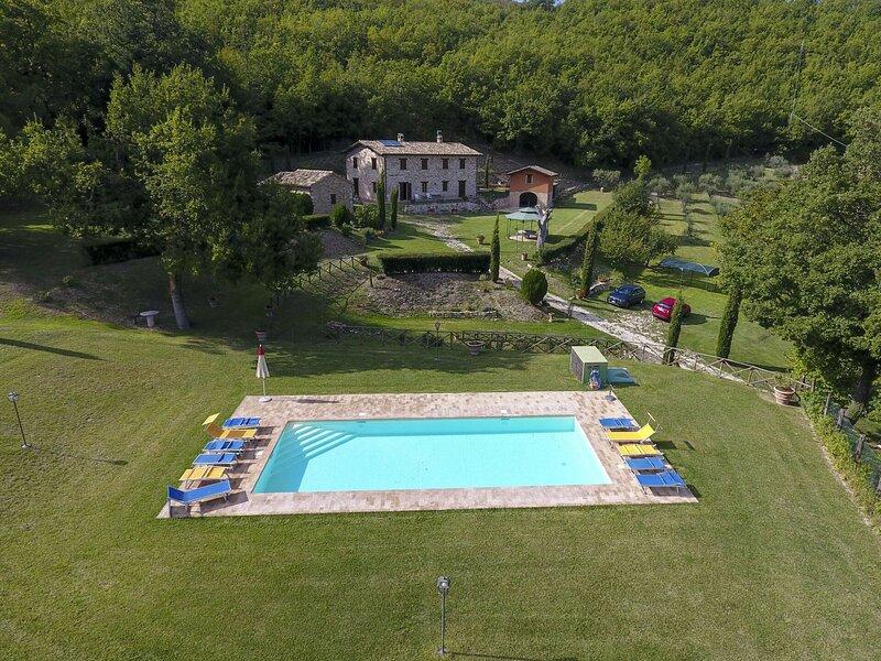 Il Casolare Della Foresta, location de vacances à Belforte del Chienti