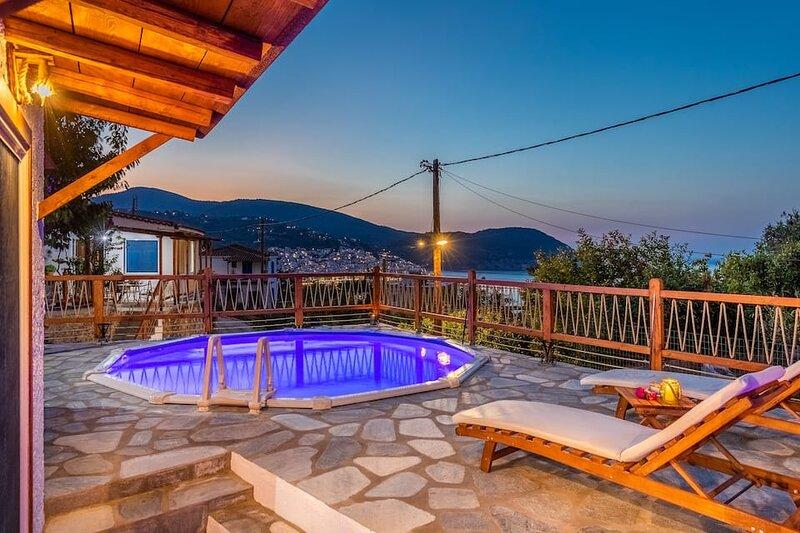 Villa Watermill, casa vacanza a Città di Skopelos