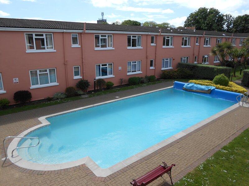 31 New Esplanade Court, location de vacances à Paignton