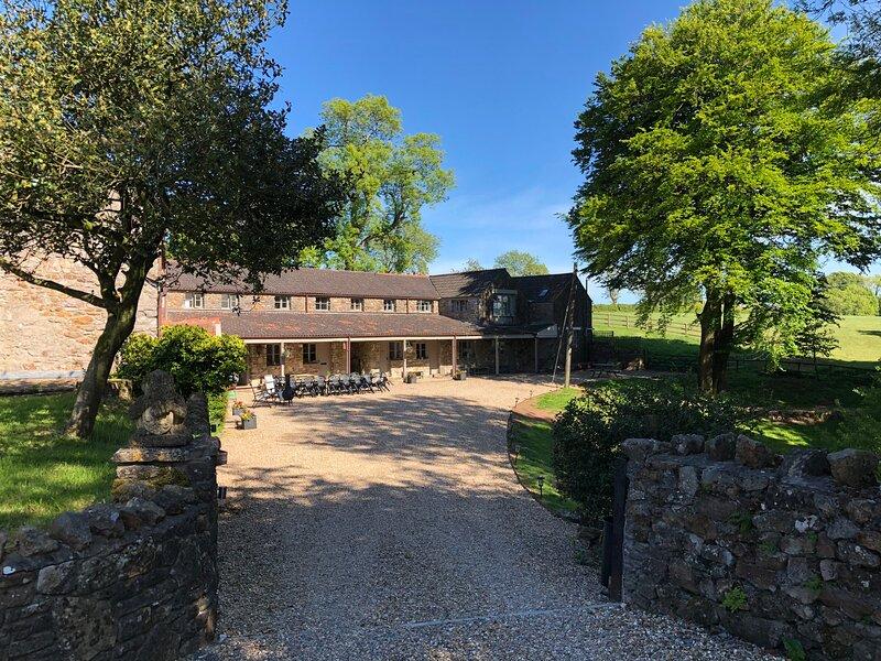 Swallet Farm, holiday rental in Butcombe