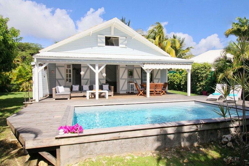 La Petite Villa Guadeloupe - villa A, aluguéis de temporada em Sainte-Anne