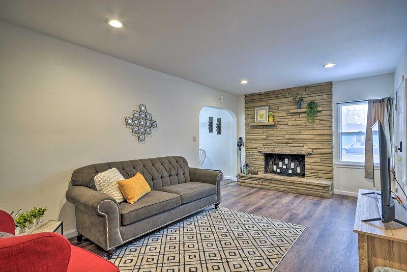 NEW! Updated Billings Abode: Hike, Dine & Explore!, alquiler de vacaciones en Billings