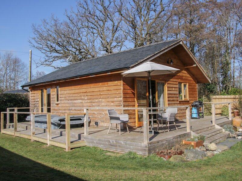 Acksea Lodge, Kinnerley, vacation rental in Bagley