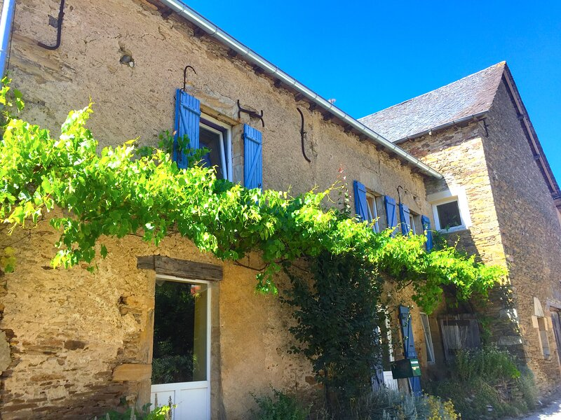 Gîte 8/9 personnes - le Quins Sans Quins, holiday rental in Crespin