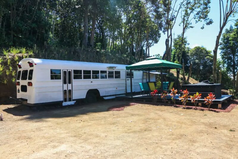 Bus Hotel, holiday rental in Quesada