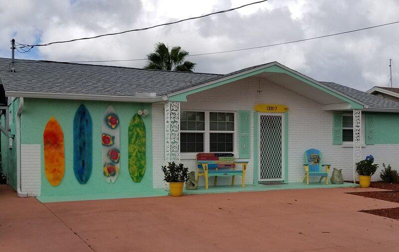 Saltwater refuge  duplex/ efficiency, holiday rental in Hudson