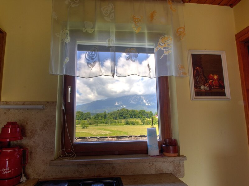 Tranquil Apartment in Bled with Garden, holiday rental in Zirovnica