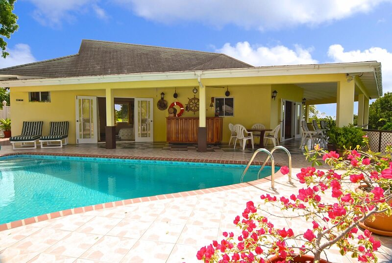 Allamanda, vakantiewoning in St. Vincent en de Grenadines