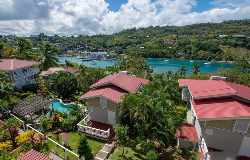 Vacation Club Villas, holiday rental in Marigot Bay