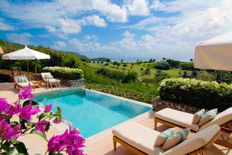 Carenage Villa, alquiler de vacaciones en Canouan