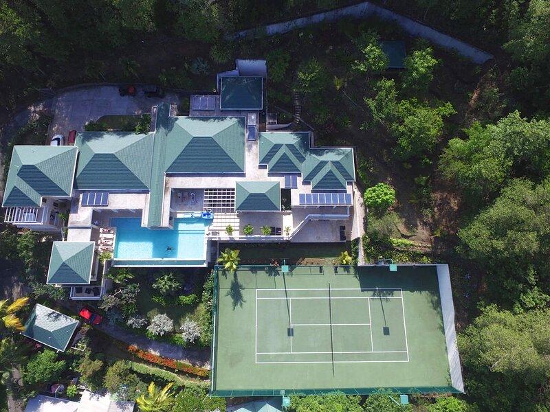 Amitabah House, vakantiewoning in St. Vincent en de Grenadines