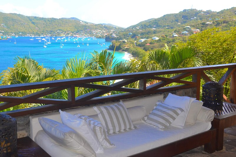 Lime Tree Villa, vakantiewoning in Bequia
