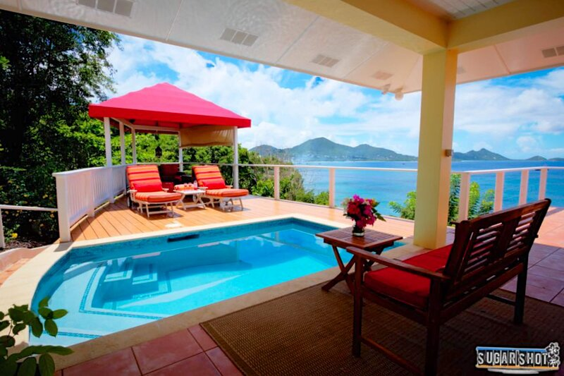 Frangipani Villa, holiday rental in Hillsborough