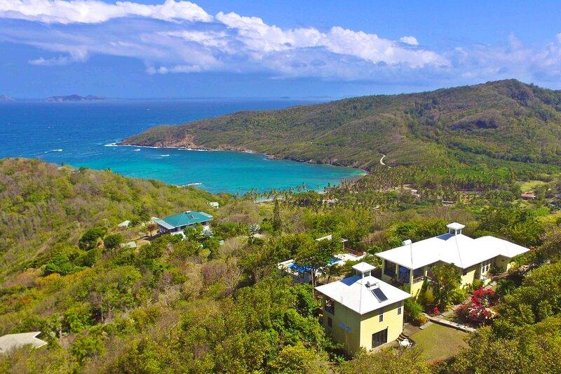 Windsong Villa, vakantiewoning in St. Vincent en de Grenadines