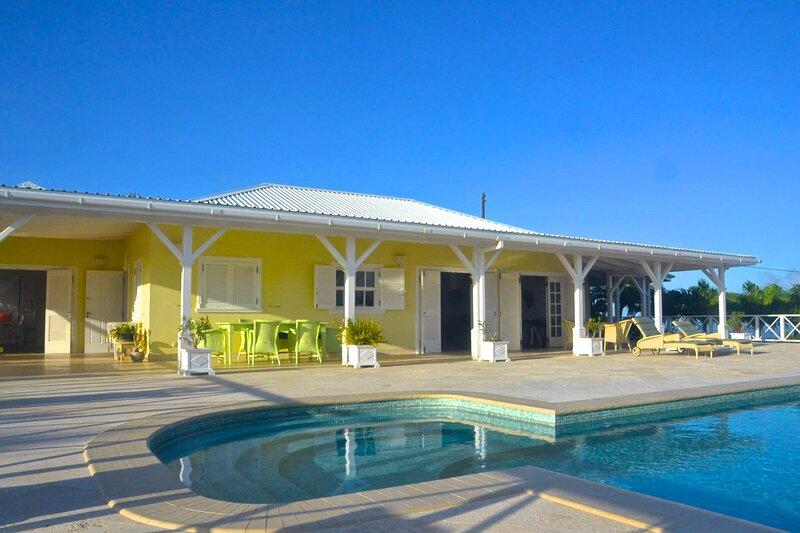 Palm Villa, alquiler de vacaciones en Mount Pleasant