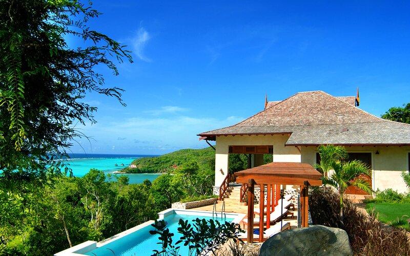 Villa Mia, alquiler de vacaciones en Canouan