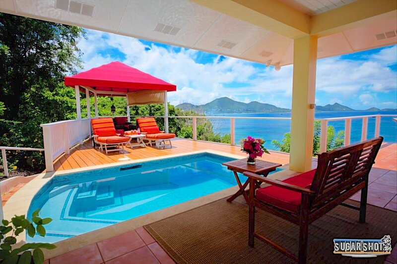 Frangipani Garden Cottage, holiday rental in Carriacou Island