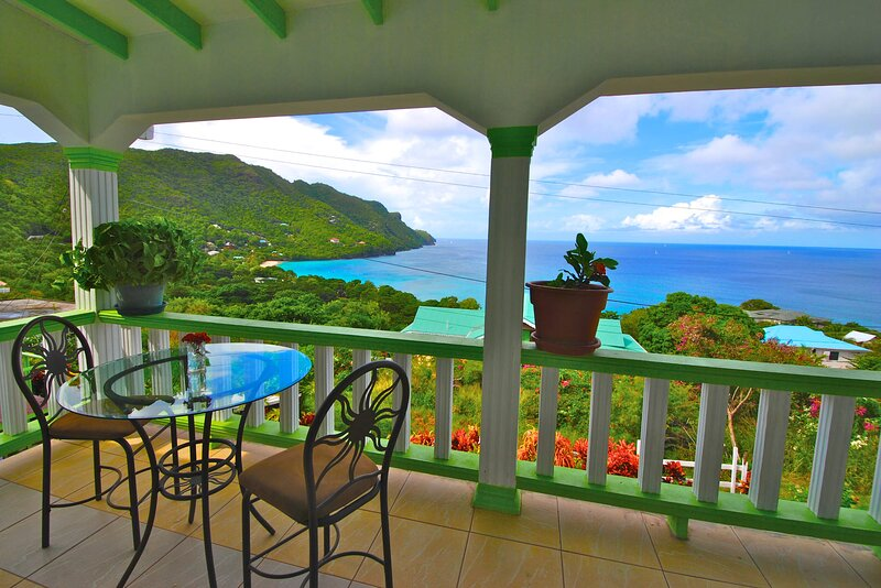La Belle View Villa, vacation rental in St. Vincent and the Grenadines